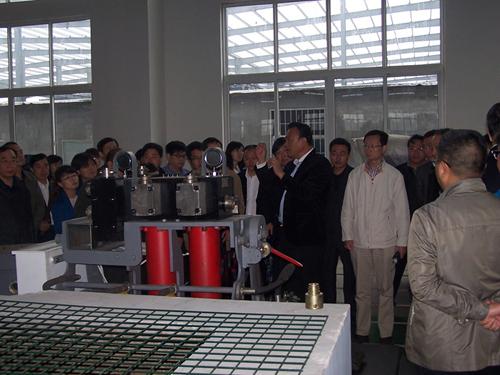 世界最大智能型乳化液泵站在淄博下线