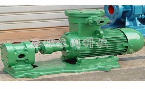 2CY型润滑齿轮泵