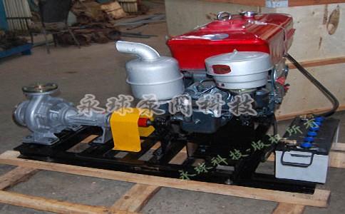 D-LQRY柴油机导热油泵