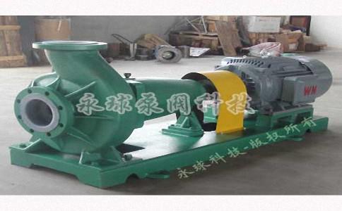石油化工泵应用