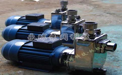 LQFZ型直联式不锈钢耐腐蚀离心泵